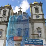Basílica do Senhor Bom Jesus do Bomfim, Salvador (Bahia), Brazil. Author and Copyright Marco Ramerini