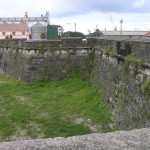 Bastions, Forte do Brum, Recife, Pernambuco, Brazil. Author and Copyright Marco Ramerini
