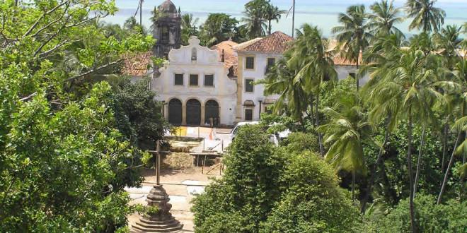 Convento de São Francisco, Olinda, Pernambuco, Brasil. Autor e Copyright Marco Ramerini