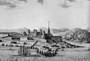 Castelo de Elmina, 1668. No Copyright