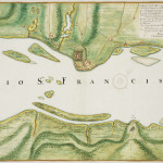 Fort Maurits on Rio Santo Francisco (1665). Author Johannes Vingboons