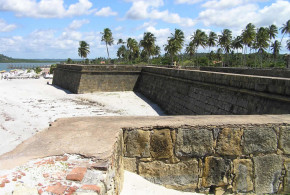 Fort Orange, Itamaracá. Author and Copyright Marco Ramerini.
