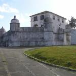 Forte de Nossa Senhora de Monte Serrat, Salvador (Bahia). Author and Copyright Marco Ramerini