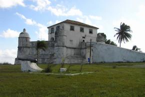 Forte de Nossa Senhora de Monte Serrat, Salvador (Bahia). Author and Copyright Marco Ramerini.