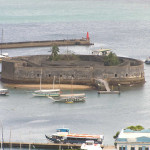 Forte de Nossa Senhora do Pópulo e São Marcelo (Forte do Mar), Salvador (Bahia). Author and Copyright Marco Ramerini