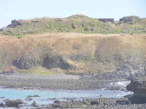 Forte de São José do Morro, Ilha de São José, Fernando de Noronha. Author and Copyright Marco Ramerini.