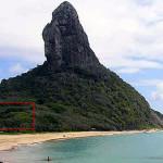 Forte de Santa Cruz do Pico, Praia da Conceição, Fernando de Noronha. Author and Copyright Marco Ramerini