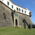Forte de Santo Antônio da Barra, Salvador (Bahia). Author and Copyright Marco Ramerini