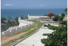 Fortress of São Miguel, Luanda, Angola. Author and Copyright Virgilio Pena da Costa