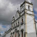 Convento do Sagrado Coração de Jesus, Igarassu, Pernambuco, Brazil. Author and Copyright Marco Ramerini