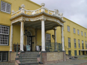 Katbalkon, Castle of Good Hope (Kasteel de Goede Hoop), Cape Town, South Africa. Author and Copyright Marco