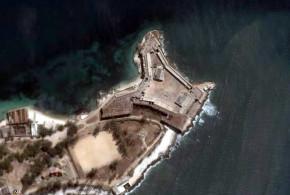 Mozambique île Fort, Mozambique