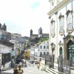 Pelourinho, Salvador (Bahia), Brazil. Author and Copyright Marco Ramerini