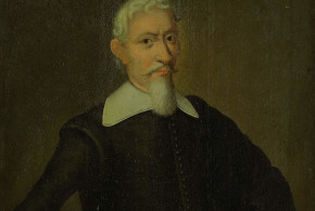 Portrait of Hendrik Brouwer. Author Anonymous