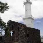 Ruins of the monastery, Colonia del Sacramento, Uruguay. Author and Copyright Pedro Gonçalves