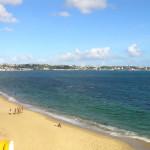 A beach, Salvador de Bahía, Bahía, Brazil. Author and Copyright Marco Ramerini..
