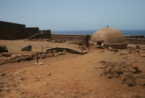 Portuguese Fort Santiago, Cape Verde. Author and Copyright João Sarmento