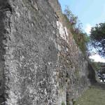 The walls to the Baia de Santo António, Fortaleza de Nossa Senhora dos Remédios, Fernando de Noronha, Brazil. Author and Copyright Marco Ramerini