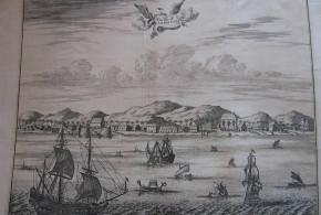 Ambon (17th century print), Indonesia. No Copyright