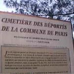 Cimetière des Déportés (Cimetière des Communards), Isle of Pines, New Caledonia. Author and Copyright Marco Ramerini.