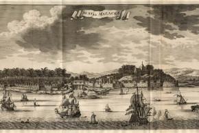 Dutch Malacca, ca. 1724–26
