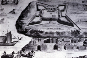 Fort Gross Friedrichsburg (1688), Ghana