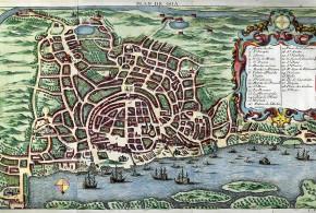 Goa, India. Histoire générale des voyages, 1750. No Copyright