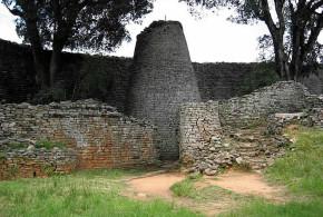 Great Zimbabwe. Author and Copyright Chris Dunbar