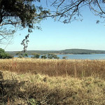 Jumbo Mine Dam, Dambarare, Zimbabwe. Author and Copyright Chris Dunbar