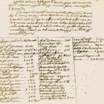 Mascate (3).Text of the document from Prof. Rui Carita Lyvro de Plantaforma das Fortalezas da Índia