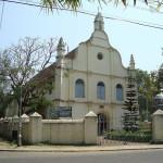 The Portuguese Church of São Francisco de Assis. Here Vasco da Gama was originally buried. Author Selbst. No Copyright