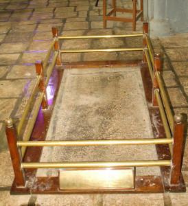 Tomb of Vasco da Gama, Portuguese Church of São Francisco de Assis. Here Vasco da Gama was originally buried. Author Drajay1976. Licensed under the Creative Commons Attribution-Share Alike