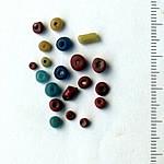 Trade beads Baranda Farm