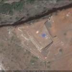 Fortaleza Sao Filipe, Santiago, Cape Verde. Google Earth