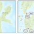 Los fuertes españoles en la isla de Halmahera, los fuertes de la banda del sur