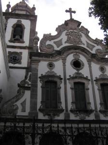 Capela Dourada da Ordem Terceira de São Francisco, Recife, Pernambuco, Brazil. Author and Copyright Marco Ramerini