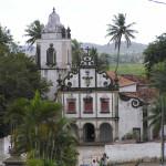 Convento de Santo Antônio (1588), Igarassu, Pernambuco, Brazil. Author and Copyright Marco Ramerini