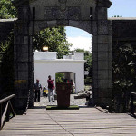 Entrance to Colonia del Sacramento, Uruguay. Author and Copyright Pedro Gonçalves
