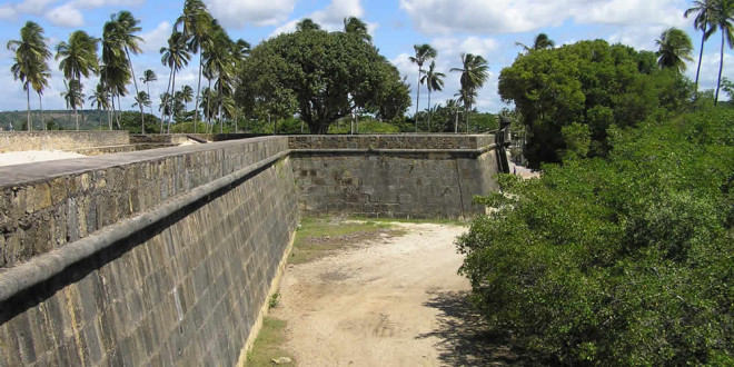 Fort Orange, Itamaracá. Author and Copyright Marco Ramerini