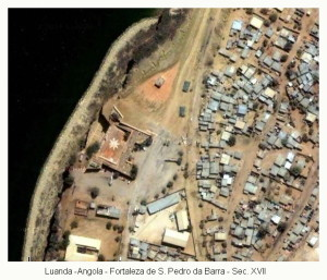 Fortaleza São Pedro da Barra, Luanda, Angola