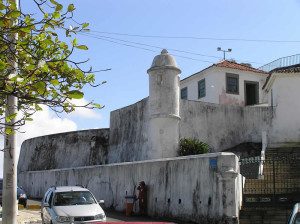 Forte de São Diogo, Salvador (Bahia). Author and Copyright Marco Ramerini