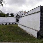 Forte do Brum, Recife, Pernambuco, Brazil. Author and Copyright Marco Ramerini