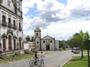 Church of São Cosme e Damião (1535), Igarassu, Pernambuco, Brazil. Author and Copyright Marco Ramerini