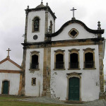Church of Santa Rita, Paraty, Rio de Janeiro, Brazil. Author and copyright Marco Ramerini