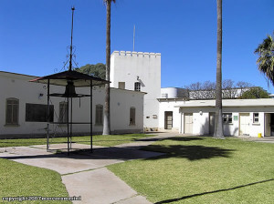Deutsches Fort Alte Feste, Windhoek, Namibia. Author and Copyright: Marco Ramerini