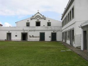 Interior of Forte do Brum, Recife, Pernambuco, Brazil. Author and Copyright Marco Ramerini