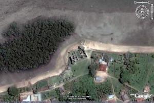 Fort de Kilwa, en Tanzanie