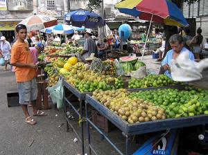 Market, Recife, Pernambuco, Brazil. Author and Copyright Marco Ramerini