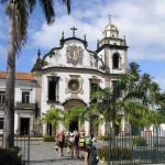 Mosteiro de São Bento, Olinda. Author and Copyright Marco Ramerini