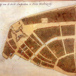 New Amsterdam (Dutch New York). Author Jacques Cortelyou (1660)